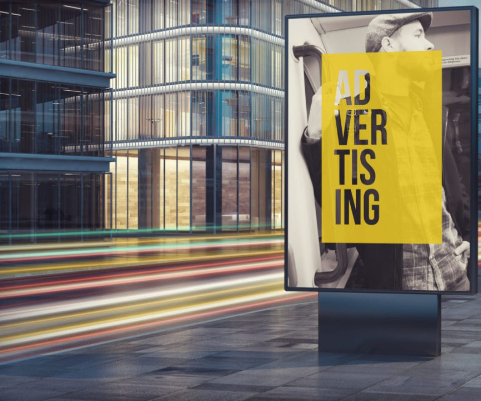Werbung und seine Wirkung - Advertising.